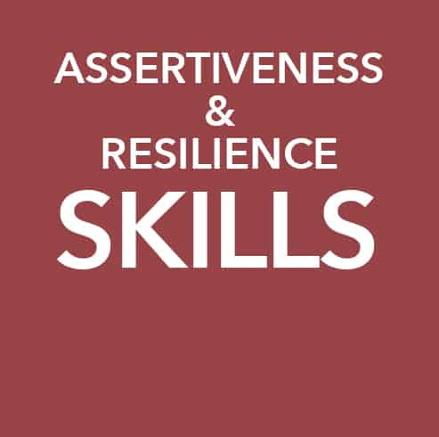 Assertiveness and Resilience Skills Training course