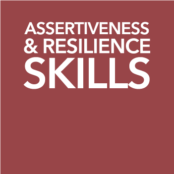 mental health assertiveness and resilience